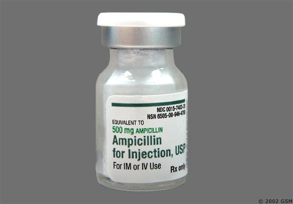 Ampicilline sulbactam - Atarax Solution Injectable