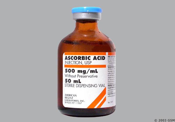 orange and vitamin c solution An antioxidant (vitamin c) and preservatives (citric acid, benzoic acid) in orange agilent application solution 2 introduction antioxidants.