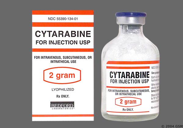Cytarabine Injection Cytarabine  ARA-C