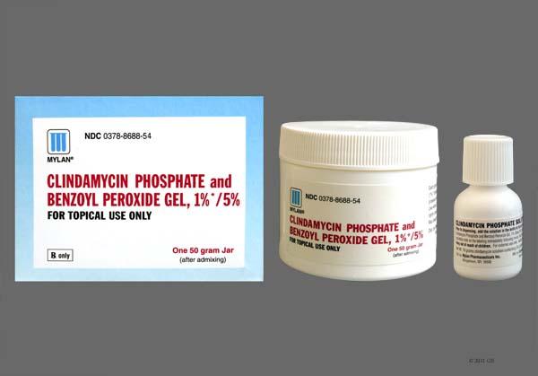 Generic Clindamycin